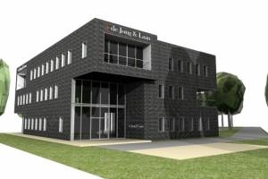 Nieuwbouw Jong & Laan Accountants