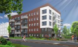 24 appartementen Boswinkel Enschede