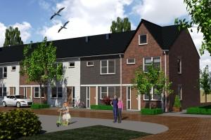 24 Woningen Vechthof Noord