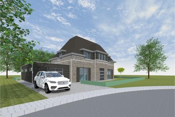 Nieuwbouw woning familie Hakvoort