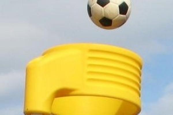 Nieuwbouw korfbalvereniging Juventa