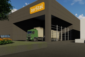Logistiek centrum terStal  Almelo